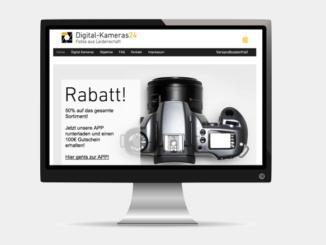 digital-kameras24.com Onlineshop