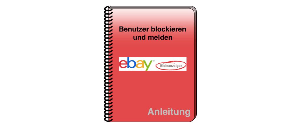ebay kleinanzeigen nutzer und spam nachrichten blockieren. Black Bedroom Furniture Sets. Home Design Ideas