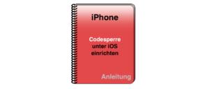 iOS Codesperre einrichten Anleitung