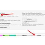 iPhone Datensicherung mit iTunes Windows 5