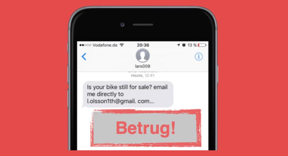 mobile.de & autoscout24.de: SMS für Kontaktaufnahme per E-Mail ist Betrugsversuch