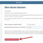 Anleitung Instagram löschen 3