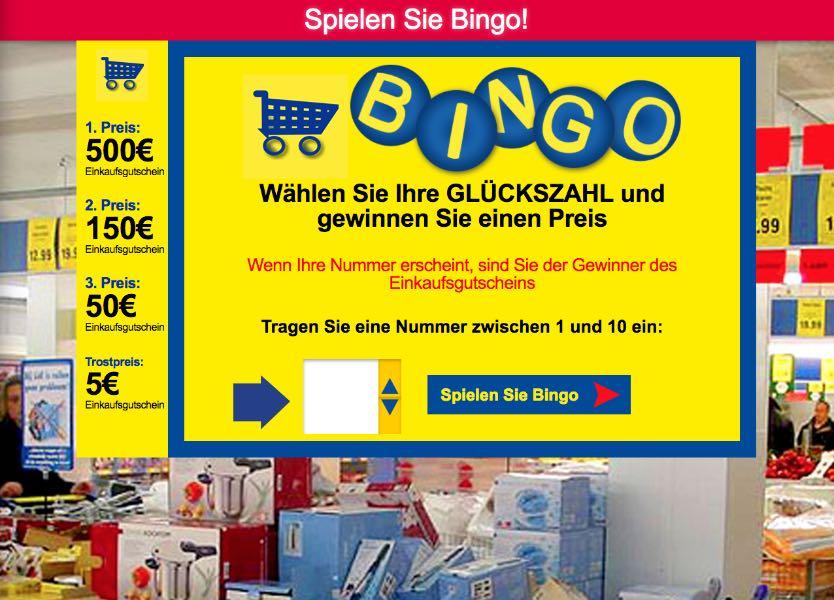 Lidl Bingo auf coupon-jaeger-3084.com