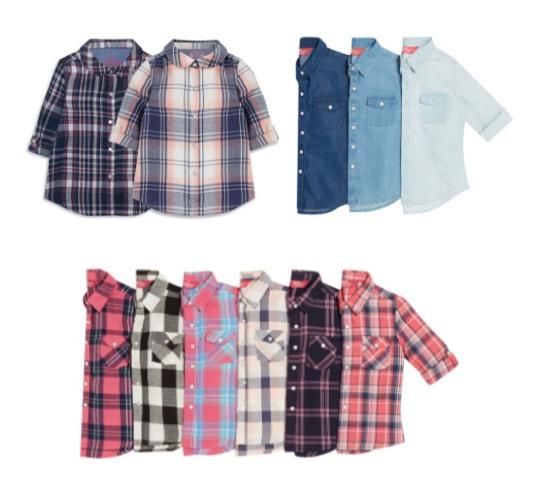 Primark Retoure Hemden Blusen
