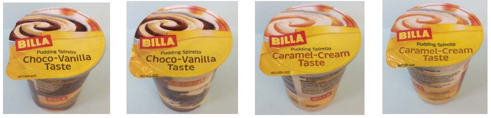 Produktrückruf_April_2017 BILLA Pudding