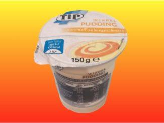 Rückruf TIP Pudding und weitere Marken