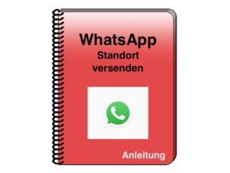 WhatsApp: Standort per Smartphone und iPhone verschicken