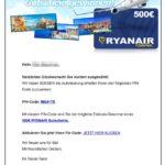 2017-05-19 Ryanair Gutschein - toleadoo
