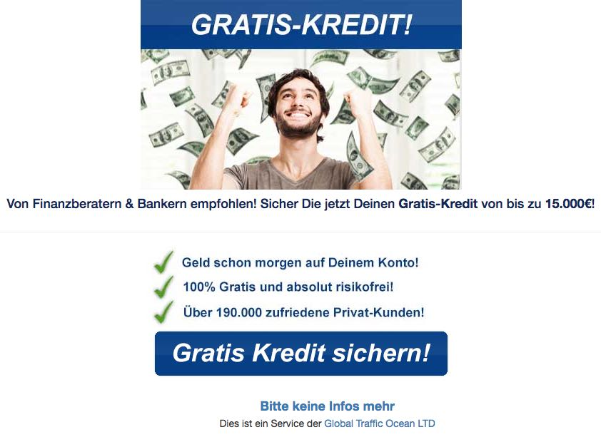 Spam SMS Gratis Kredit