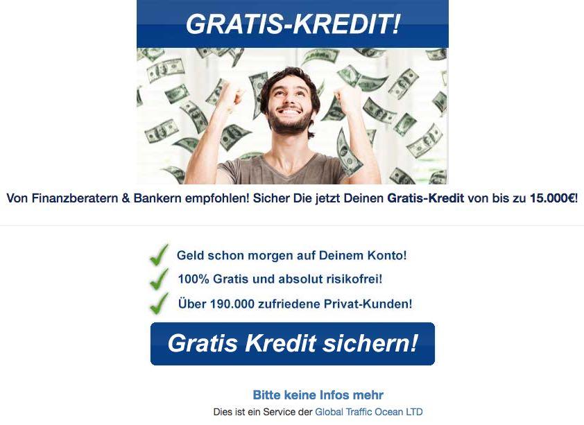Spam SMS Gratis Kredit