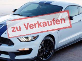 Symbolbild Autoverkauf