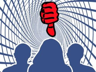 Symbolbild Facebook Dislike