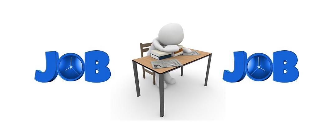 Symbolbild Job, Arbeit, Stellenangebot, Jobangebot