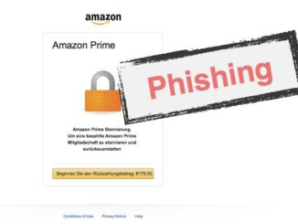 2017-06-09 Amazon Phishing