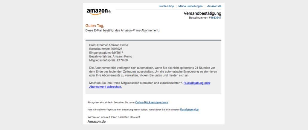 2017-06-09 Amazon Phishing
