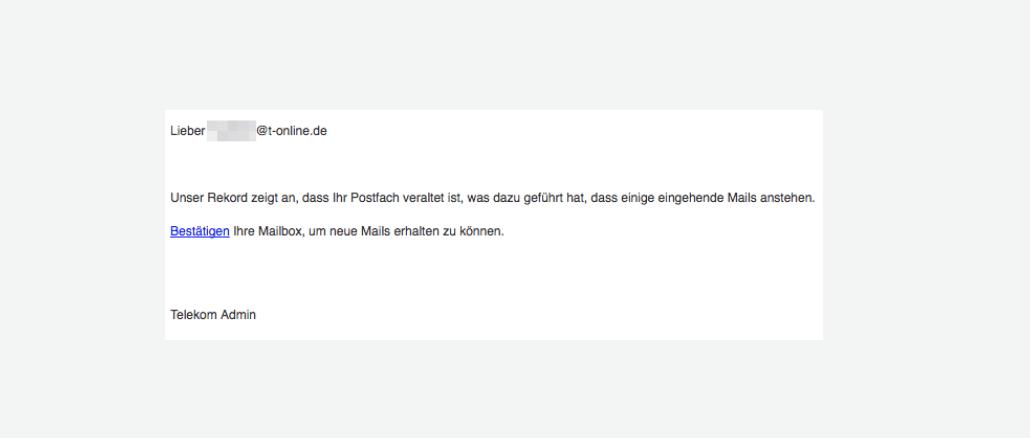 2017-06-19 Telekom Phishing