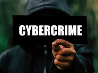 Cybercrime Hacker Sybolbild