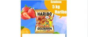 E-Mail Spam Haribo Testpaket Gewinnspiel
