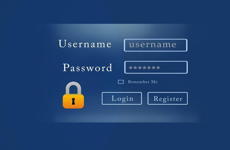 Passwortwahl im Live-Casino