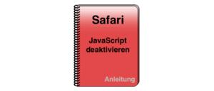 iOS Safari JavaScript deaktivieren