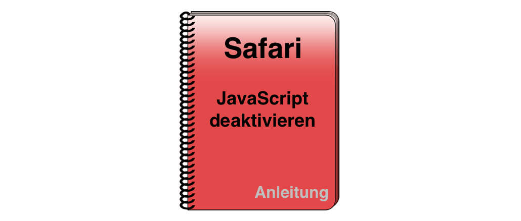 iOS Safari JavaScript deaktivieren