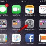 iPhone und iPad JavaScript in Safari deaktivieren 1