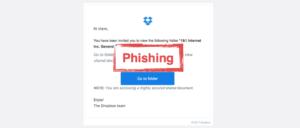 2017-07-24 Phishing Dropbox Ihr E-Mail 1und1 Sicherheitshinweis