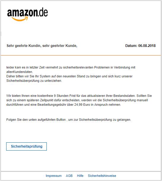 2018-08-07 Amazon Service