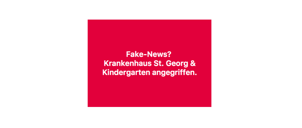 Fake-Check G20 Gipfel Fake-News