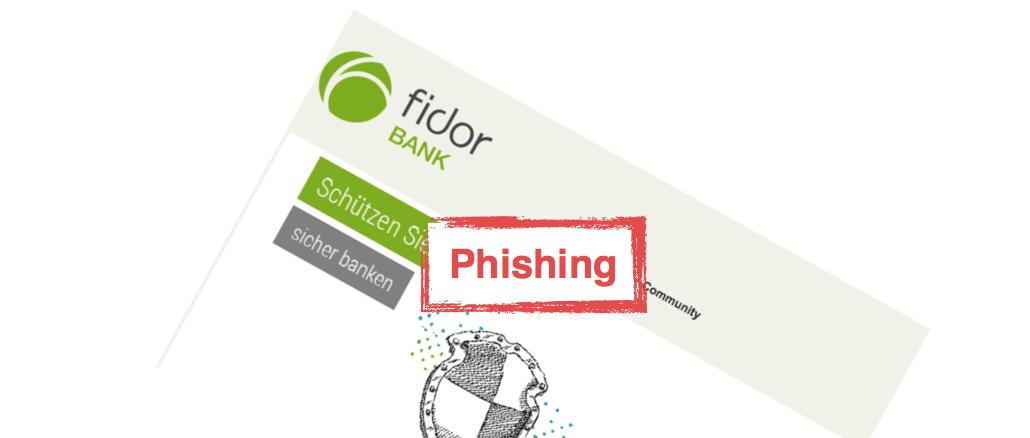 Fidor Bank Spam Systemnachricht Fidor Konto
