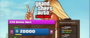 GTA Online Hack gta5geld.com