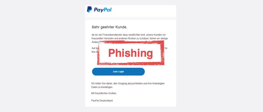 Paypal Kreditkartenverifizierung