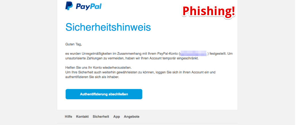 paypal kundensupport