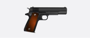 Symbolbild Waffe Pistole