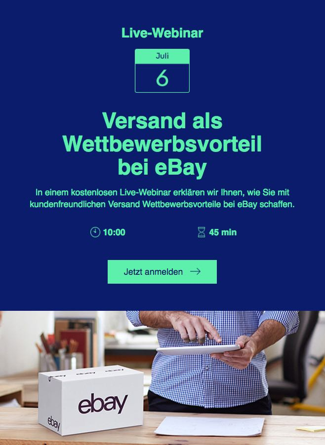 eBay Spam Mail Phishing Live Webinar