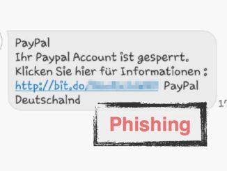 2017-08-08 Phishing PayPal