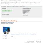2017-08-28 Amazon Spam Bestellung storniert