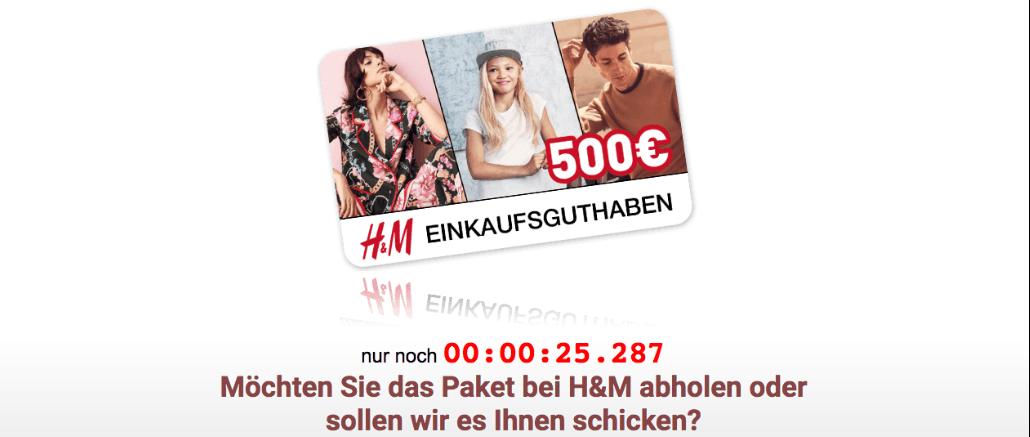 500 Euro HM Gewinnspiel CEOO
