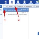 GMX Spam markieren Webmail Anleitung 2