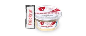 Rückruf Fertigsalate Neue MAYO Feinkost GmbH