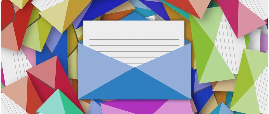 Symbolbild Brief