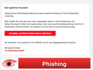 2017-09-13 Sparkasse Spam Sparkasse.Sicherheit