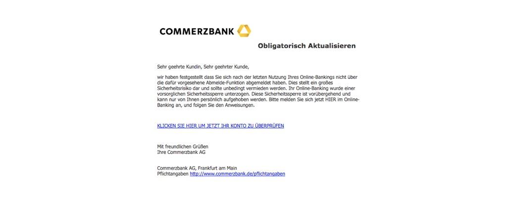 2017-09-29 Commerzbank Phishing