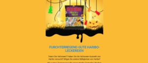 Fake Haribo-Testaktion Furchterregend gute Haribo-Leckereien