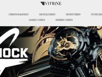 Fakeshop Vitrine24 Uhren online kaufen