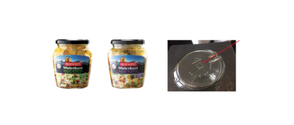 Rückruf Waterkant Salatwürfel