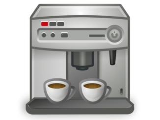Symbolbild Kaffemaschine, Kaffeeautomat