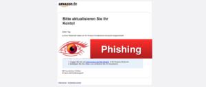 2017-10-30 Amazon Spam Reaktivierung - Bitte aktualsieren ihr Kundenkonto