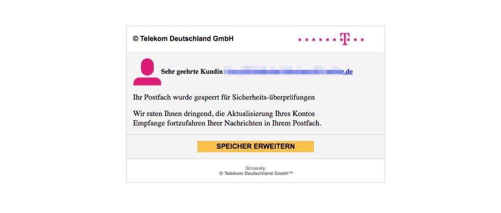 2017-12-08 Telekom Phishing