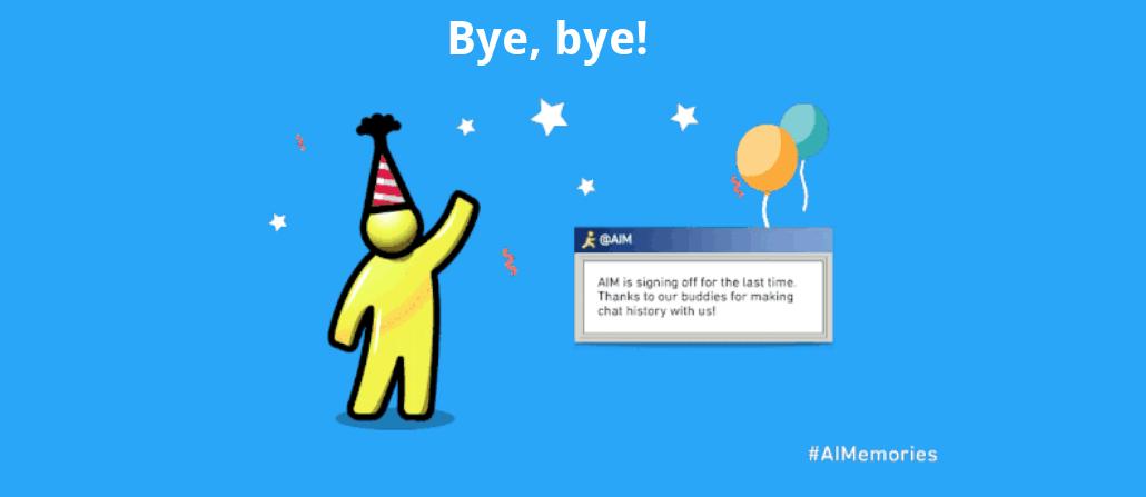 AOL Messenger wird eingestellt